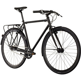 Creme Tempo Solo 3-speed Heren, black